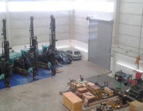 Galpão para alugar e comprar, Polo Industrial Granja Viana Cotia - SP Foto 2