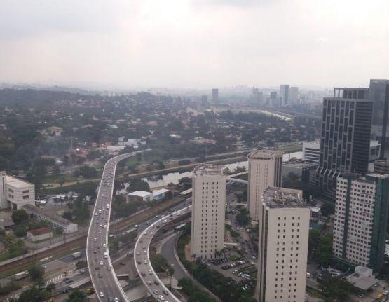 Sala Comercial para alugar e comprar, Cidade Monções São Paulo - SP Foto 1