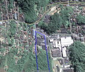 Terreno para Alugar Petrópolis - RJ