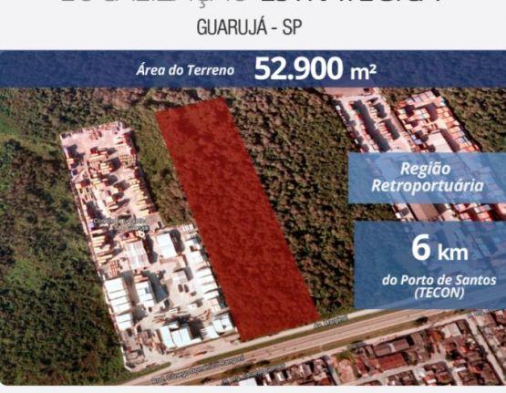 Terreno para alugar, Jardim Conceiçãozinha (Vicente de Carvalho) Guarujá - SP Foto 0