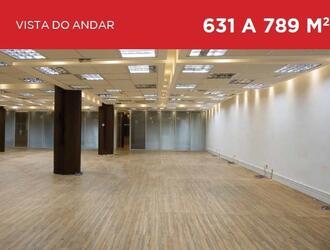 Edifício Inteiro de 13.800m² para Alugar