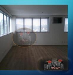 Sala Comercial de 62m² para Alugar ou Vender